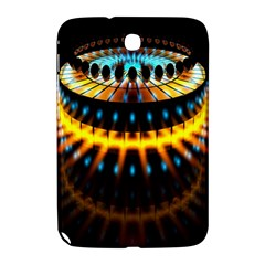 Abstract Led Lights Samsung Galaxy Note 8.0 N5100 Hardshell Case