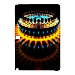 Abstract Led Lights Samsung Galaxy Tab Pro 10.1 Hardshell Case