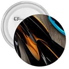 Abstract 3d 3  Buttons