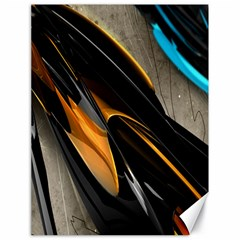 Abstract 3d Canvas 18  X 24