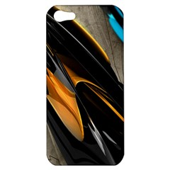 Abstract 3d Apple iPhone 5 Hardshell Case