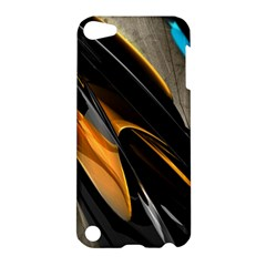 Abstract 3d Apple iPod Touch 5 Hardshell Case