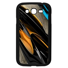 Abstract 3d Samsung Galaxy Grand DUOS I9082 Case (Black)