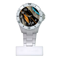Abstract 3d Plastic Nurses Watch