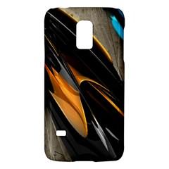 Abstract 3d Galaxy S5 Mini