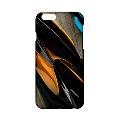 Abstract 3d Apple iPhone 6/6S Hardshell Case