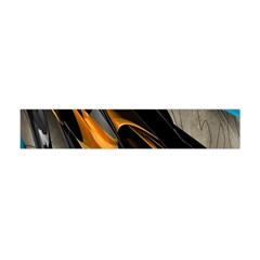 Abstract 3d Flano Scarf (mini)