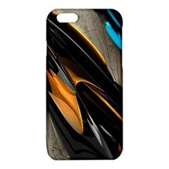 Abstract 3d iPhone 6/6S TPU Case