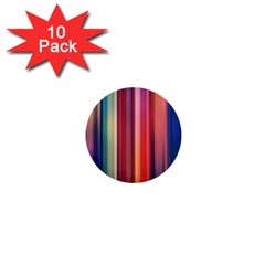 Texture Lines Vertical Lines 1  Mini Buttons (10 Pack)