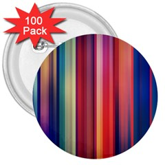 Texture Lines Vertical Lines 3  Buttons (100 Pack)