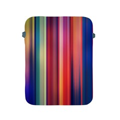 Texture Lines Vertical Lines Apple Ipad 2/3/4 Protective Soft Cases
