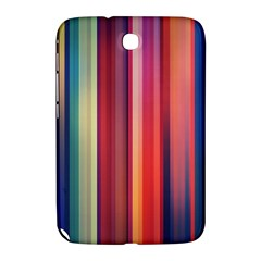 Texture Lines Vertical Lines Samsung Galaxy Note 8.0 N5100 Hardshell Case