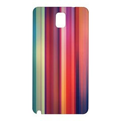 Texture Lines Vertical Lines Samsung Galaxy Note 3 N9005 Hardshell Back Case