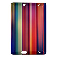 Texture Lines Vertical Lines Amazon Kindle Fire HD (2013) Hardshell Case