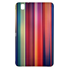 Texture Lines Vertical Lines Samsung Galaxy Tab Pro 8.4 Hardshell Case
