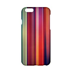 Texture Lines Vertical Lines Apple iPhone 6/6S Hardshell Case