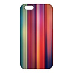 Texture Lines Vertical Lines iPhone 6/6S TPU Case