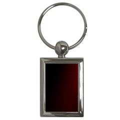 Abstract Dark Simple Red Key Chains (rectangle)