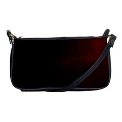 Abstract Dark Simple Red Shoulder Clutch Bags