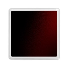 Abstract Dark Simple Red Memory Card Reader (square)