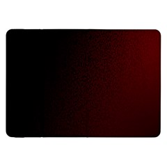 Abstract Dark Simple Red Samsung Galaxy Tab 8.9  P7300 Flip Case