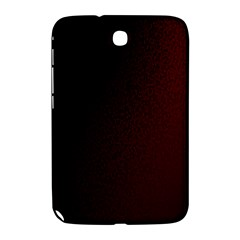 Abstract Dark Simple Red Samsung Galaxy Note 8.0 N5100 Hardshell Case