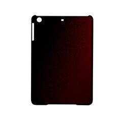 Abstract Dark Simple Red iPad Mini 2 Hardshell Cases