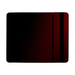Abstract Dark Simple Red Samsung Galaxy Tab Pro 8.4  Flip Case