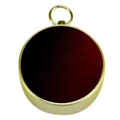 Abstract Dark Simple Red Gold Compasses