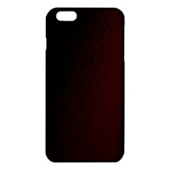 Abstract Dark Simple Red Iphone 6 Plus/6s Plus Tpu Case