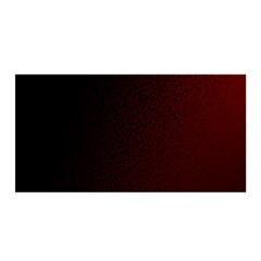 Abstract Dark Simple Red Satin Wrap