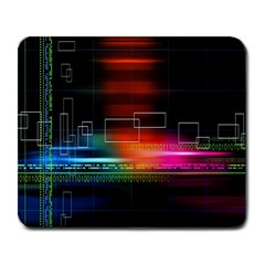Abstract Binary Large Mousepads
