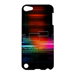 Abstract Binary Apple iPod Touch 5 Hardshell Case