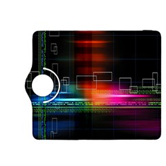 Abstract Binary Kindle Fire HDX 8.9  Flip 360 Case