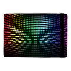 Abstract Multicolor Rainbows Circles Samsung Galaxy Tab Pro 10.1  Flip Case