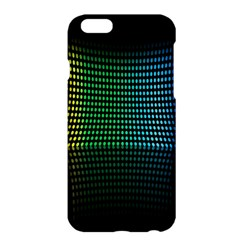 Abstract Multicolor Rainbows Circles Apple iPhone 6 Plus/6S Plus Hardshell Case