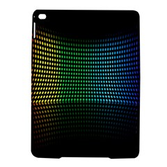 Abstract Multicolor Rainbows Circles iPad Air 2 Hardshell Cases
