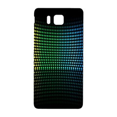Abstract Multicolor Rainbows Circles Samsung Galaxy Alpha Hardshell Back Case