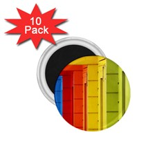 Abstract Minimalism Architecture 1 75  Magnets (10 Pack)