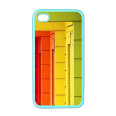 Abstract Minimalism Architecture Apple iPhone 4 Case (Color)