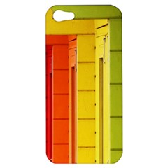 Abstract Minimalism Architecture Apple iPhone 5 Hardshell Case