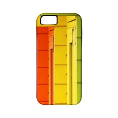 Abstract Minimalism Architecture Apple Iphone 5 Classic Hardshell Case (pc+silicone)