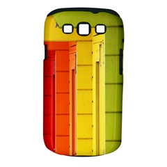 Abstract Minimalism Architecture Samsung Galaxy S III Classic Hardshell Case (PC+Silicone)