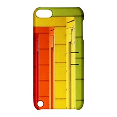 Abstract Minimalism Architecture Apple iPod Touch 5 Hardshell Case with Stand