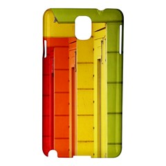 Abstract Minimalism Architecture Samsung Galaxy Note 3 N9005 Hardshell Case