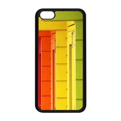 Abstract Minimalism Architecture Apple iPhone 5C Seamless Case (Black)