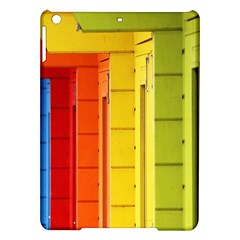 Abstract Minimalism Architecture iPad Air Hardshell Cases