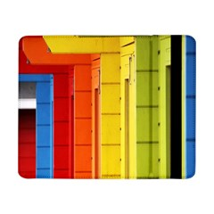 Abstract Minimalism Architecture Samsung Galaxy Tab Pro 8 4  Flip Case