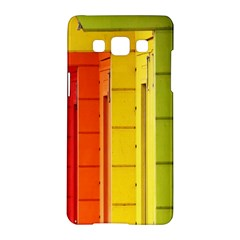 Abstract Minimalism Architecture Samsung Galaxy A5 Hardshell Case