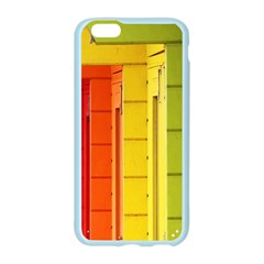 Abstract Minimalism Architecture Apple Seamless iPhone 6/6S Case (Color)
